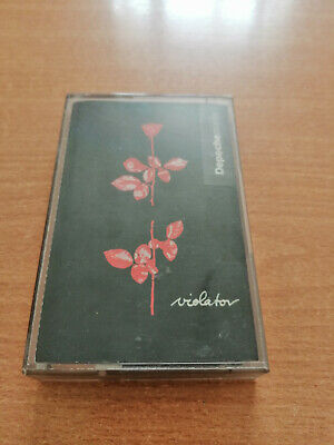 Depeche mode-violator-cassette audio-50743 PM 464