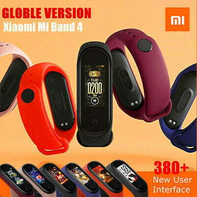 GLOBAL VERSION Xiaomi Mi Band 4 3 Smart Watch Wristband Amoled bluetooth5.0 Swim