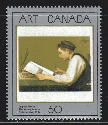 1988 Canada SC# 1203 Masterpieces of Canadian Art-1 Lot 981a M-NH