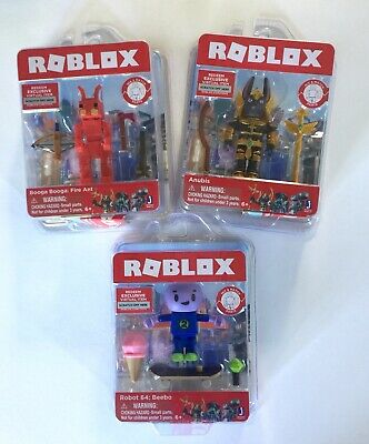 ROBLOX BOOGA BOOGA Fire Ant Figure Exclusive Code - $11 99