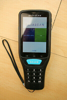 Datascan QPID1000 Barcode Scanner Needs Factory Resetting - Excellent Used