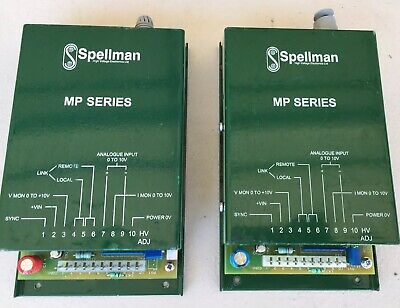 Lot Of 2 SPELLMAN MP SERIES MP1.5P24F  High Voltage Electronics Limited
