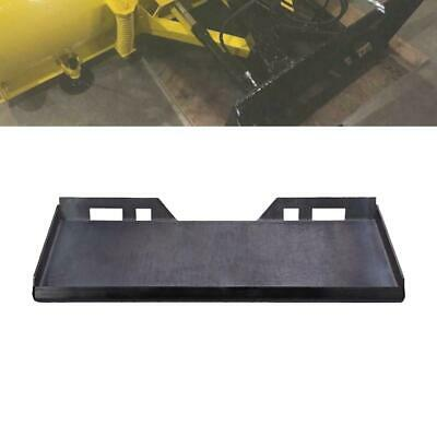 """1/2"""" Quick Tach Attachment Mount Plate 50 Structural Steel Trailer Hitch Board"""