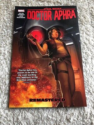 STAR WARS DOCTOR APHRA VOLUME 3 REMASTERED GRAPHIC NOVEL Collects #14-19