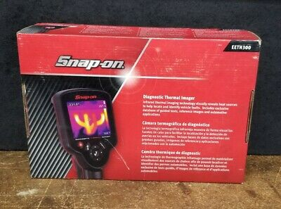Snap-on eeth300 diagnostic thermal imager