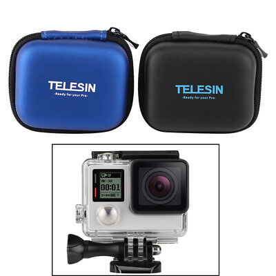 Impermeabile Storage Carry Rigido Borsa Scatola Custodia per GOPRO Hero Telesin