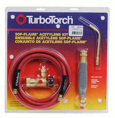WSF3 0386-0089 TurboTorch Sof-Flame Torch Kit