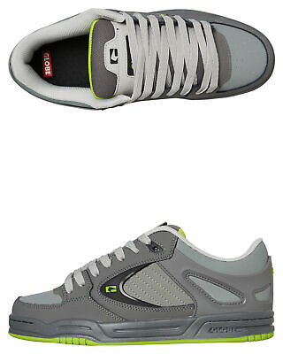 New Globe Men's Agent Shoe Lace Synthetic Grey