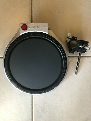 Yamaha TP100 TP-100 10 Inch 3-Zone Electronic Drum Pad and Mount 3