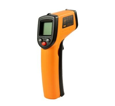 Digital LCD Non-Contact IR Infrared Laser Temperature Thermometer Gun GM320