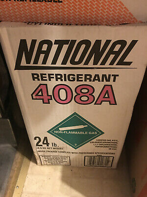 R408A 408a Full tanks sealed. Pickup in Queens only