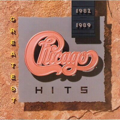 Chicago - Greatest Hits: 1982-1989 CD DISC ONLY #D419