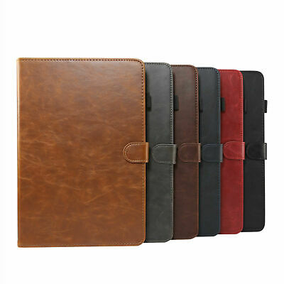 Luxury Folio Wallet Leather Stand Smart Case Cover For Samsung Galaxy Tab S5e
