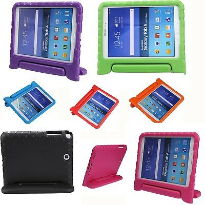 Kid Safe Shockproof Stand Case For Samsung Galaxy Tab A 9.7 SM-P550 P555 w/S Pen