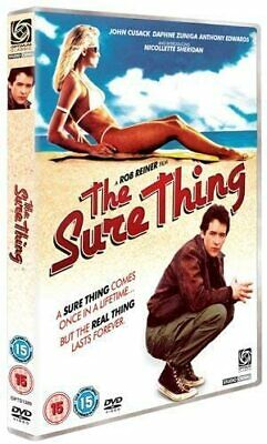 The SURE THING (1985) John Cusack DVD Region 1 New & Sealed