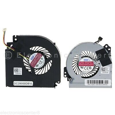 NEW CPU COOLING FAN For HP Omen 17-W 17-W033DX 17-W053DX 17
