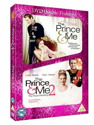 The Prince And Me/The Prince And Me 2 - The Royal Wedding [DVD] By Julia Stil.