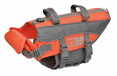 K9 Pursuits Ripstop Life Jacket for Dogs - Large - BN