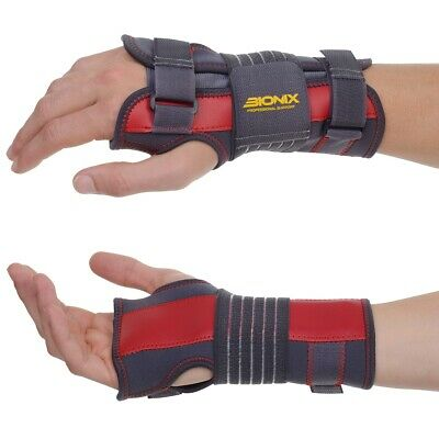 Wrist Support Breathable Carpal Tunnel Splint Night Brace Right Left Hand NHS