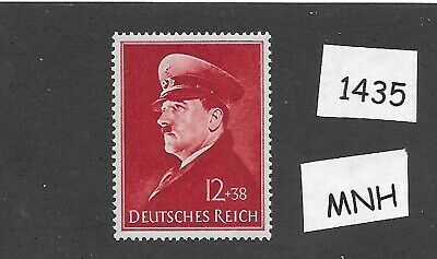 #1435   MNH  stamp / Adolph Hitler / 1941 Birthday / WWII Germany / Third Reich
