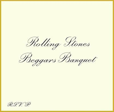 THE ROLLING STONES Beggars Banquet (2018) 50th Anniversary Edition CD NEW/SEALED