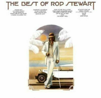 ROD STEWART the best of (CD, compilation) greatest hits, classic rock, very good