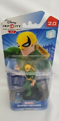 Disney Infinity 2.0 Character - Iron Fist Figure new and sealed, see images