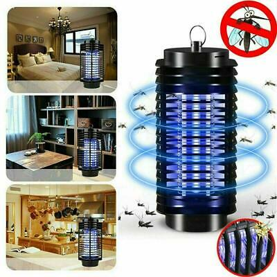 New 4W Electronic UV Fly Insect Killer Electric Indoor Mosquito Pest Bug Zapper