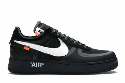 Air Force 1 Low Off White Black White