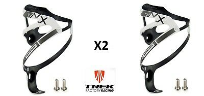 SALES RXL Giant Elite Zipp Trek Bontrager Carbon Water Bottle Cage XXX WHITE