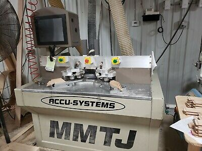 MMTJ Accu-system Full 3 Axis Machining Center ***Slightly Used Condition
