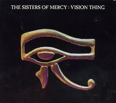 The Sisters of Mercy - Vision Thing [New CD] Bonus Tracks, Rmst, Digipack Packag
