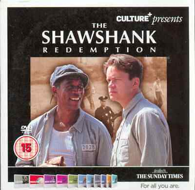 The Shawshank Redemption - Promo Dvd / Tim Robbins, Morgan Freeman, Bob Gunton