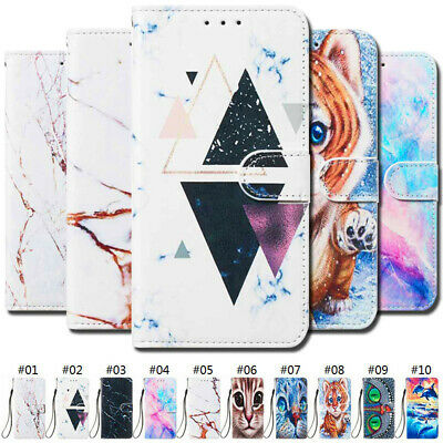 Luxury PU Leather Card Flip Case Wallet Cover For Apple iPhone SE 5S 6S 7 8 Plus