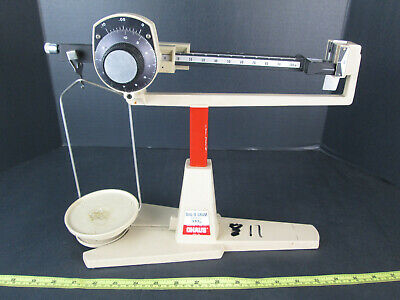 Ohaus Dial-o-gram Balance Scale 310g Capacity Double Beam School Science SKUB