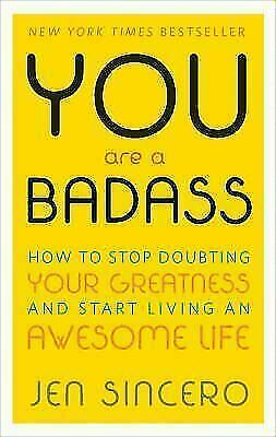 You Are a Badass :How to Stop Doubting Your Greatness and Start Living PDF EBOOK