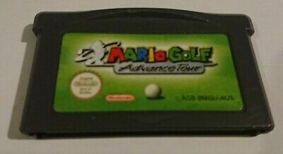 Nintendo Game Boy Advance Mario Golf Advance Tour