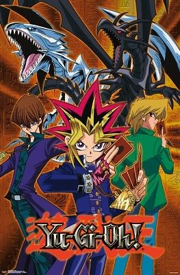 YU-GI-OH POSTER Amazing Rare Hot New 24x36-2