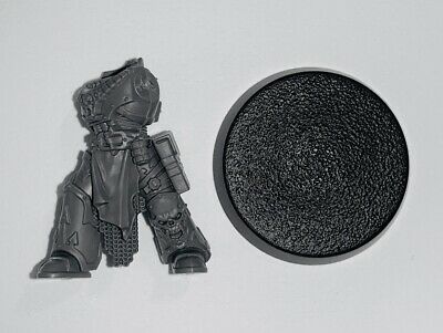 Warhammer 40k Chaos Space Marine Body & Base (A)  New Style