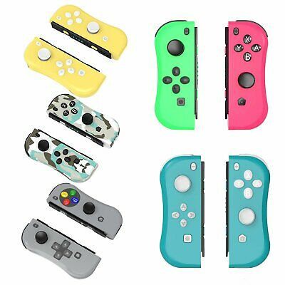 L+R Joy-Con Controllers Gamepad Joypad Fit for Nintendo Switch Console