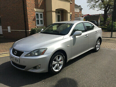 2007 Lexus Is 220D * 2.2 Diesel * 6 Speed Manual * 96,000 Miles * Mot April 2020