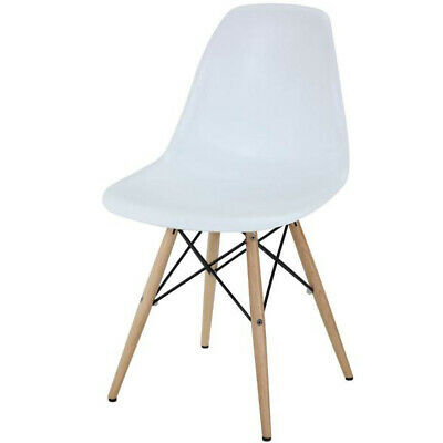 High Quality White Pyramid Dining Chairs, Restaurant Chairs, Bistro Chairs