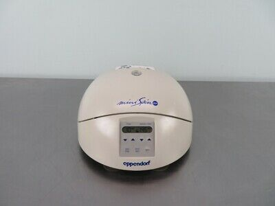 Eppendorf Mini Spin Plus Microcentrifuge 5453 with Warranty SEE VIDEO