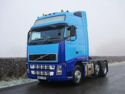 Volvo FH 13 460 6 X 2 Globetrotter XL Tractor Unit