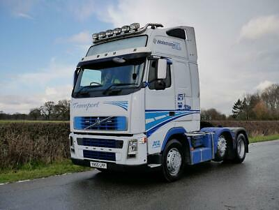 Volvo FH 12 460 6 X 2 Globetrotter XL Tractor Unit