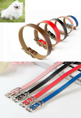 Pet Collar Strong Adjustable Collar Suitable Large Dog Cat Puppy Four Sizes UK