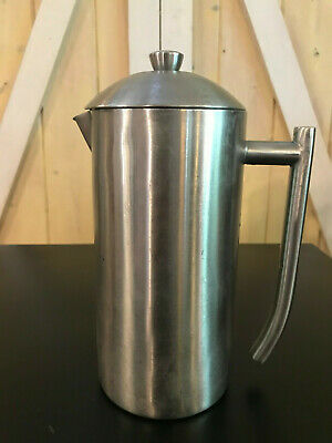 Frieling USA 144 Coffee And Espresso Maker - Brushed Stainless Used