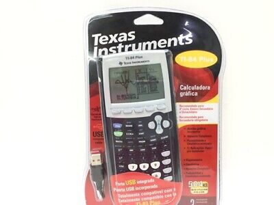 Calculadora Grafica Texas Instruments Ti-84 Plus 4857634