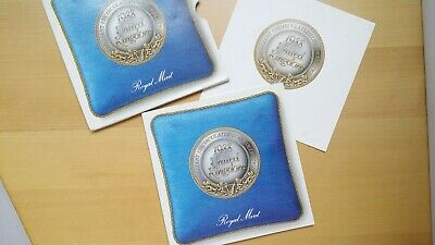 1988 Royal Mint United Kingdom Brilliant Uncirculated Coin Collection Set