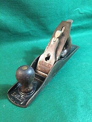Stanley Bailey No. 5 Plane Made In U.S.A.